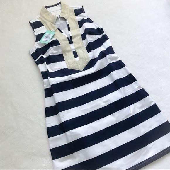 391251ca0618 Sail to Sable Dresses | Nwt Nautical Striped Tunic Dress | Poshmark